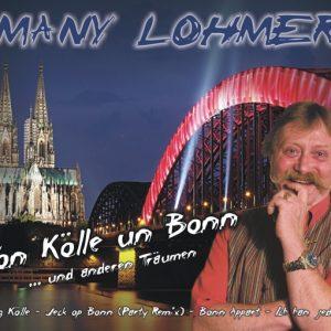 MANY LOHMER - Von Kölle und Bonn